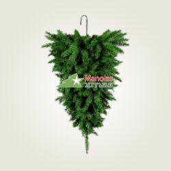 Χριστουγεννιάτικο δέντρο κρεμαστό - ανάποδο 2.10μ
