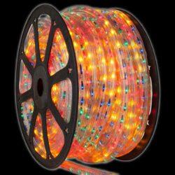 Φωτοσωλήνας πολύχρωμος με το μέτρο 13mm