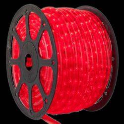 Φωτοσωλήνας κόκκινος με το μέτρο 9mm
