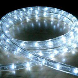 Φωτοσωλήνας LED 10μ Λευκός Σταθερός