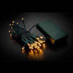 40 Λαμπάκια LED Μπαταρίας