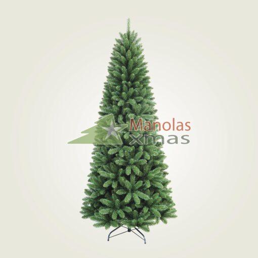 Χριστουγεννιάτικο δέντρο SLIM BONN 2.40μ