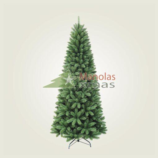 Χριστουγεννιάτικο δέντρο SLIM BONN 2.10μ