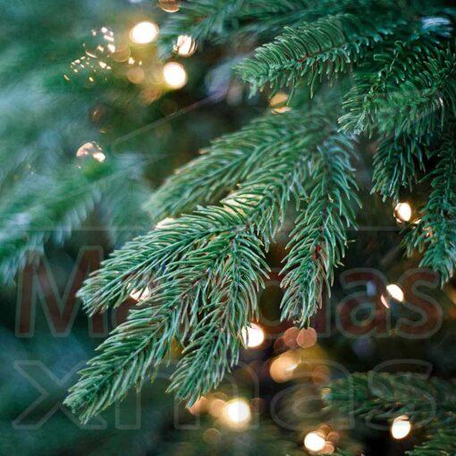 Χριστουγεννιάτικο δέντρο ALPESGOLD 2,10μ