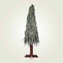 Χριστουγεννιάτικο δέντρο χιονισμένο, 60cm
