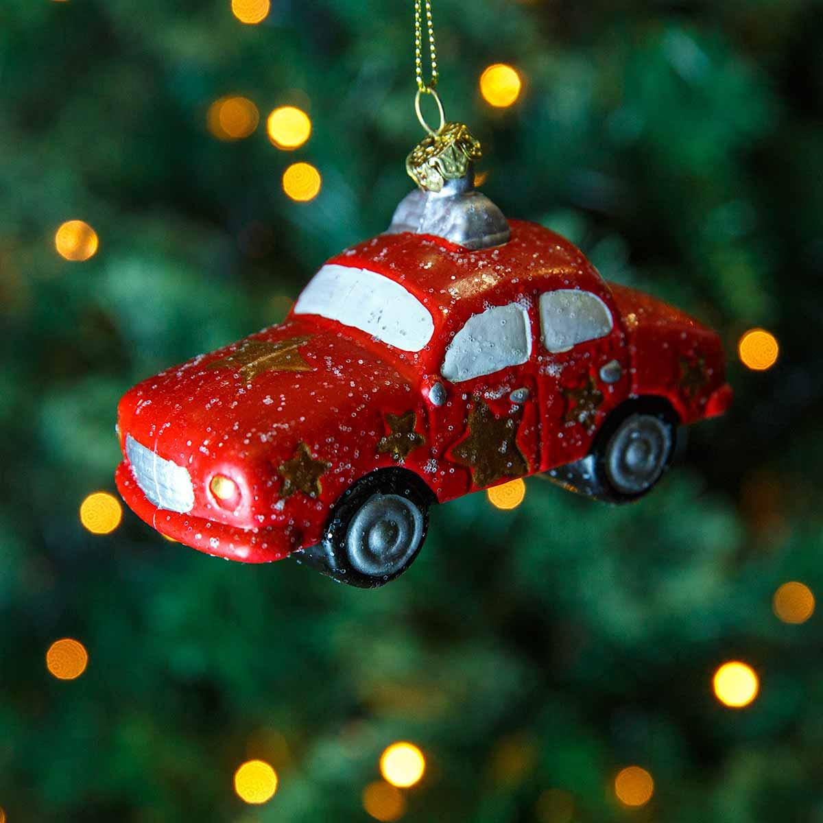 Κόκκινο αυτοκινητάκι, µήκους 11cm