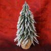 Δεντράκι χριστουγεννιάτικο χιονισμένο, ύψους 45cm