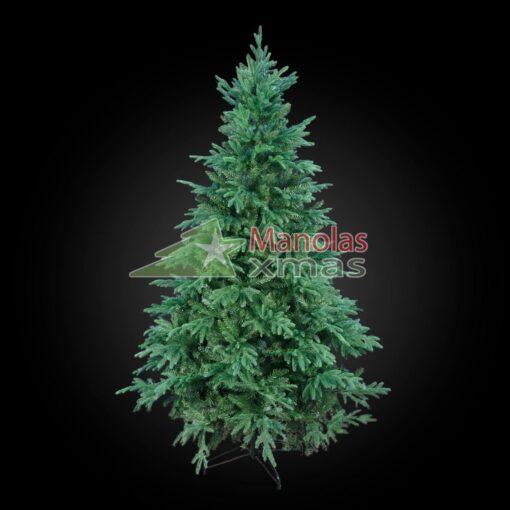 Χριστουγεννιάτικο δέντρο ALPESGOLD 2,40μ