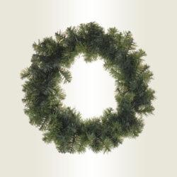 Στεφάνι πράσινο, διαμέτρου 60cm
