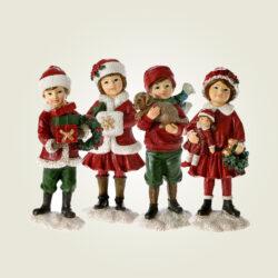 Παιδάκια κεραμικά, ύψους 10cm