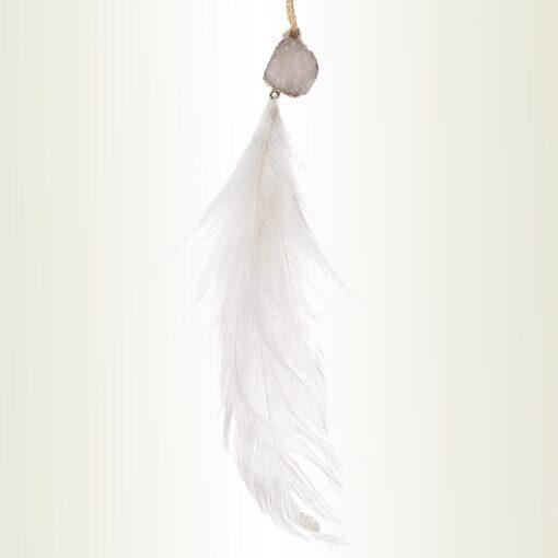 Φτερό κρεμαστό, ύψους 20cm
