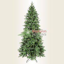 Χριστουγεννιάτικο δέντρο SLIM PLASTIC 2,10μ
