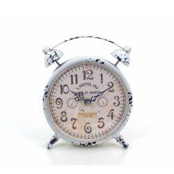 Vintage επιτραπέζιο ρολόι, ύψους 22cm