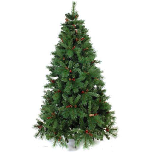 Χριστουγεννιάτικο δέντρο BERRY 2,10μ
